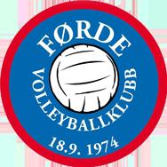 Førde volleyball klubb logo
