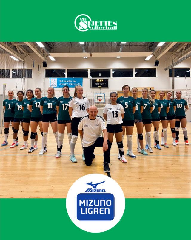 Sesongstart Volleyball!